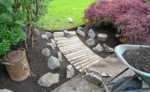 Do It Yourself Garden: Do-It-Yourself Gardening Projects Anyone Can Make